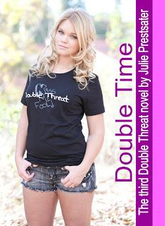 Double Time is out! Go get your copy!